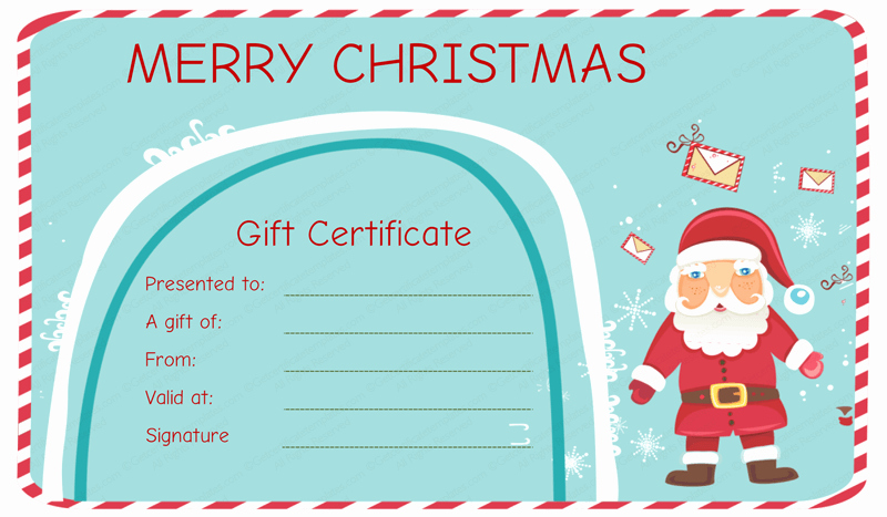 Scentsy Gift Certificate Template Lovely Gift Certificate Template