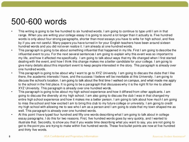Scholarship Essay Examples 500 Words Beautiful Writing A College Essay