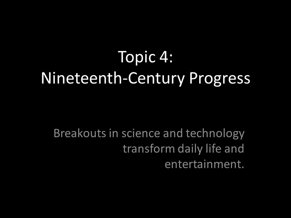 Science and Technology topics Inspirational which Of the Following Statements Do You Most Agree with