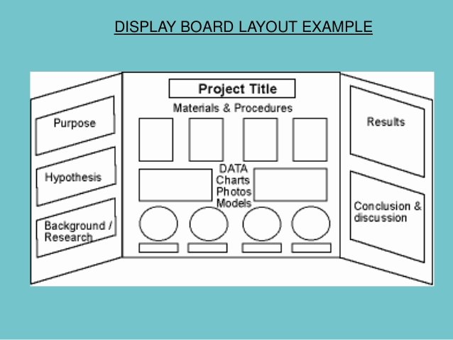 Science Fair Project Template Word Lovely Science Fair Powerpoint 2012