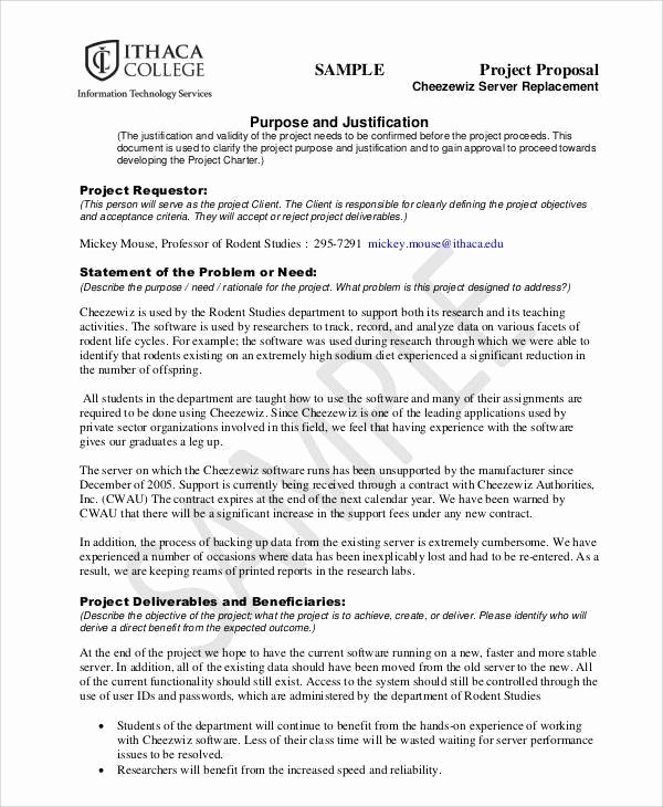 Science Fair Proposal Sheet Luxury 8 Job Proposal form Samples Free Sample Example format