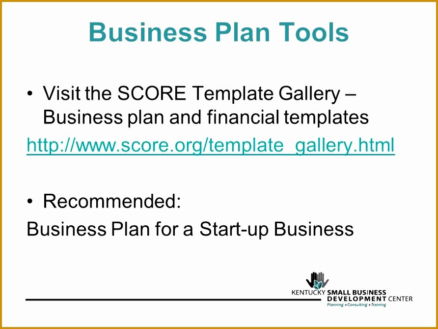 Score Business Plan Templates Beautiful 4 Score Financial Templates