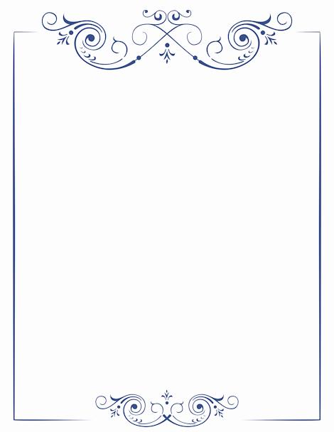 Scroll Template Word Inspirational Printable Scroll Border Free Gif Jpg Pdf and Png