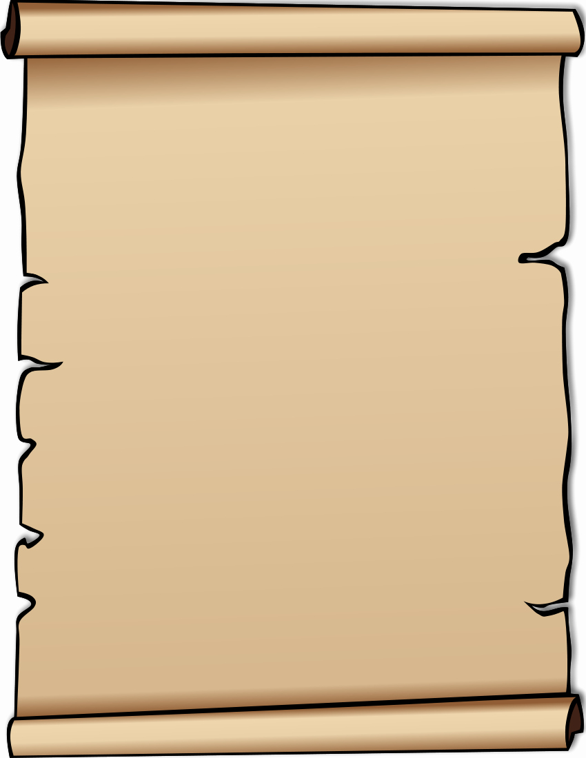 Scroll Template Word Lovely Blank Scroll Template Cliparts