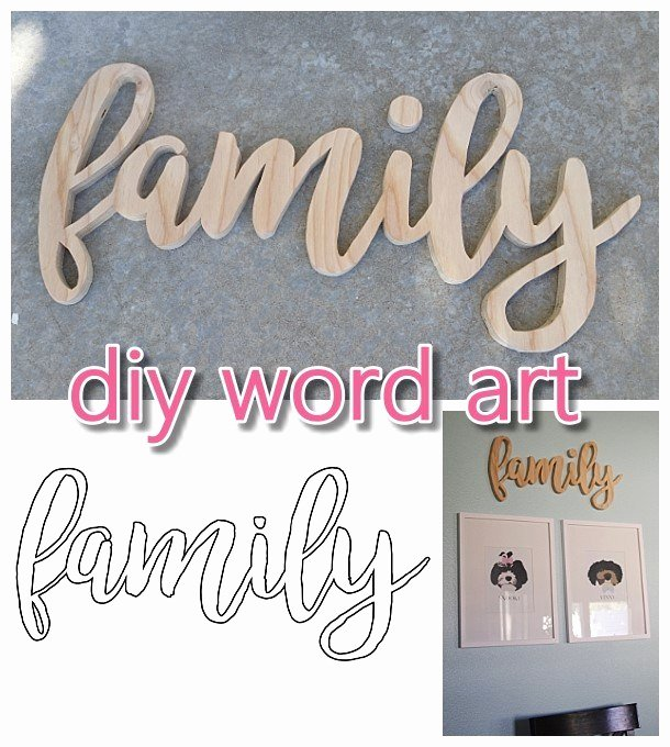 Scroll Template Word Luxury Do It Yourself Word Art Easy Scroll Saw Woodworking Diy