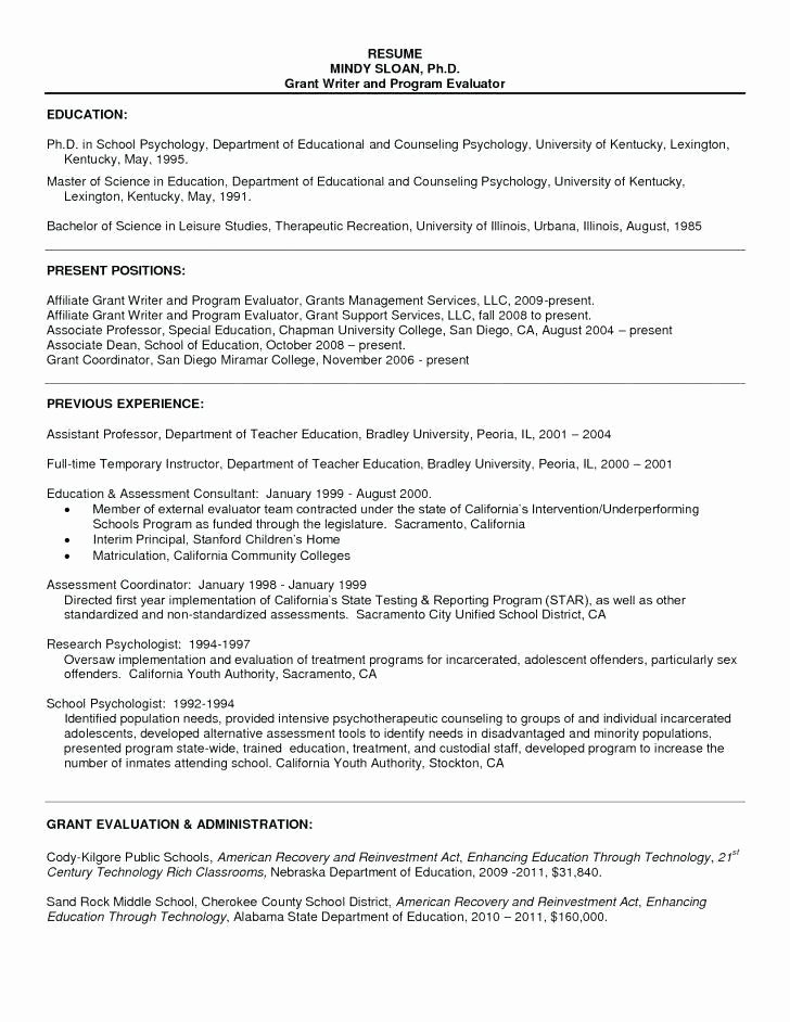 Search Engine Evaluator Resume Elegant Psychology Major Resumes