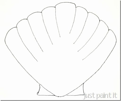Seashell Template Printable Fresh Index Of Cdn 4 2000 687