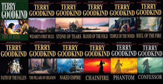 Seeker Of Truth Poem New Book Review Sword Of Truth Series by Terry Goodkind