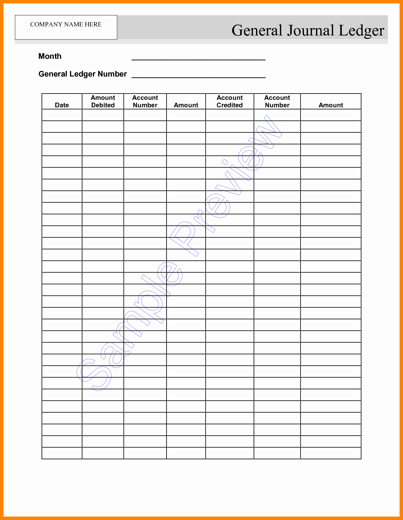 Self Employment Ledger forms Lovely 9 Self Employed Ledger Template
