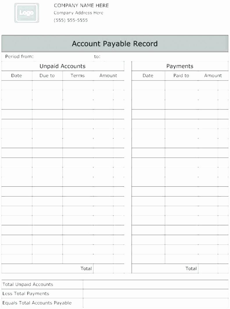 Self Employment Ledger Template Excel Luxury Ledger form – Journey List