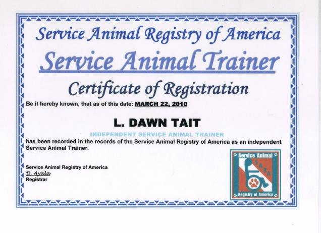 Service Dog Id Card Template Free Download Beautiful Service Dog Certificate Template