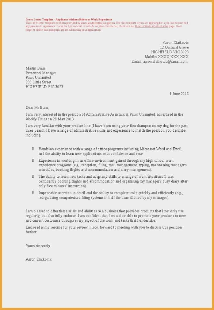 Service Offering Letter Luxury Cover Letter Fering Services