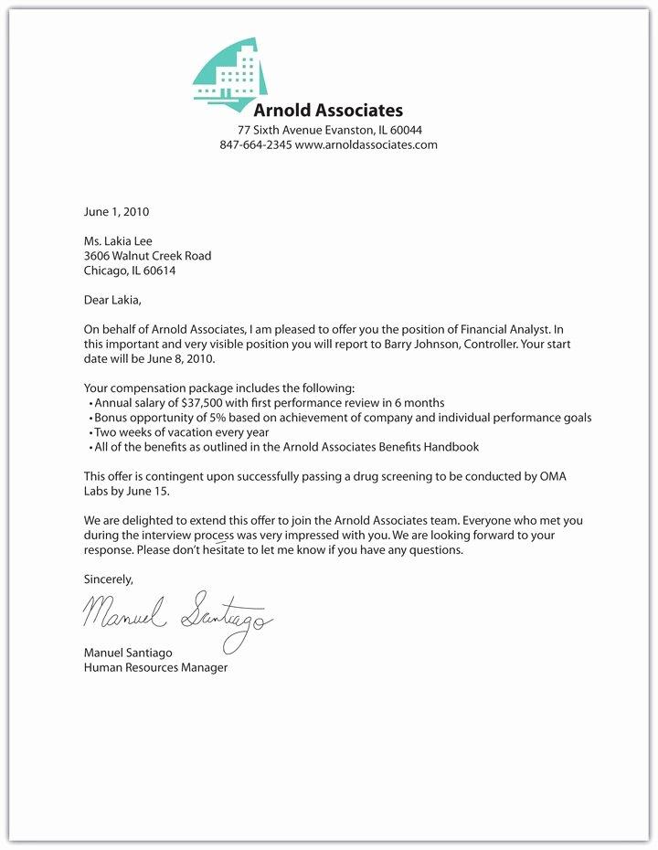 Service Offering Letter Unique Printable Sample Fer Letter Sample form
