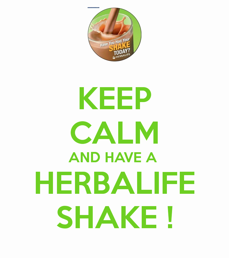 Shake Party Herbalife Fresh Herbalife Shake Party