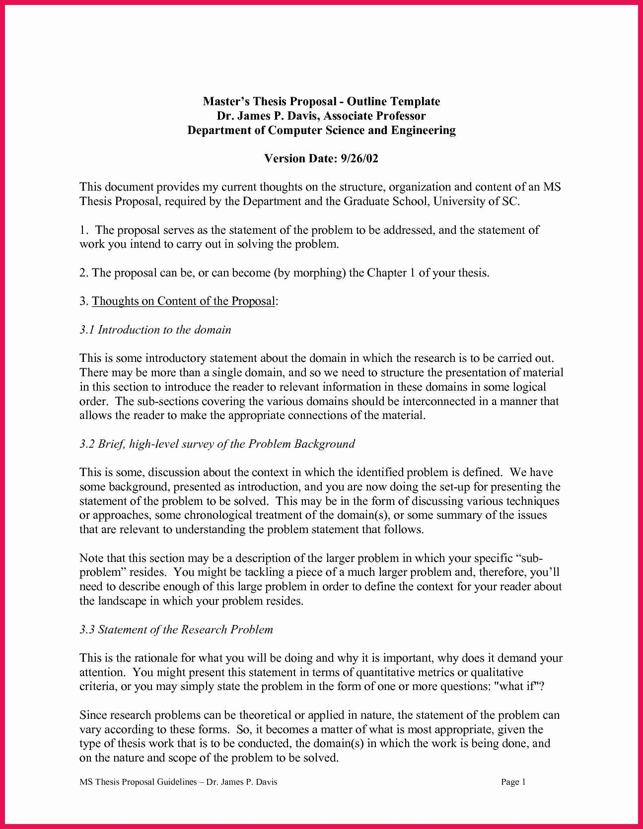 Short Proposal Example Best Of Example Of A Research Proposal