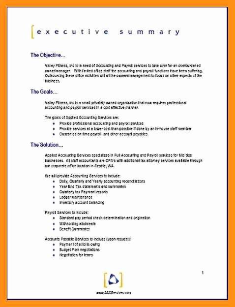 Short Proposal Example Elegant Short Project Proposal Template