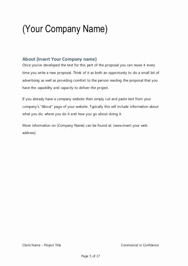 Short Proposal Example Luxury Best 25 Sample Proposal Letter Ideas On Pinterest
