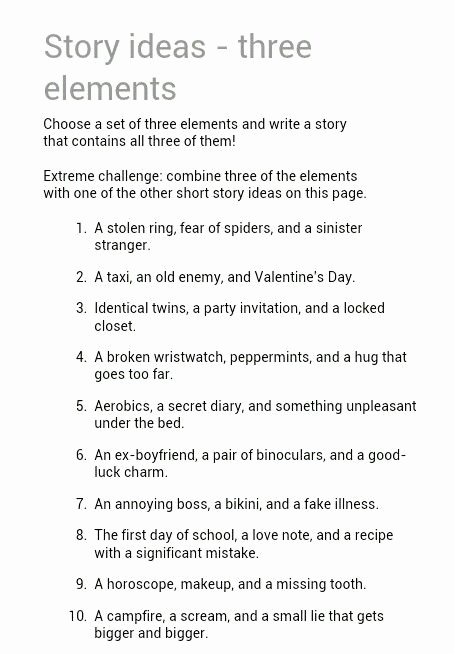 Short Story Essay Ideas Inspirational 25 Best Ideas About Short Story Prompts On Pinterest