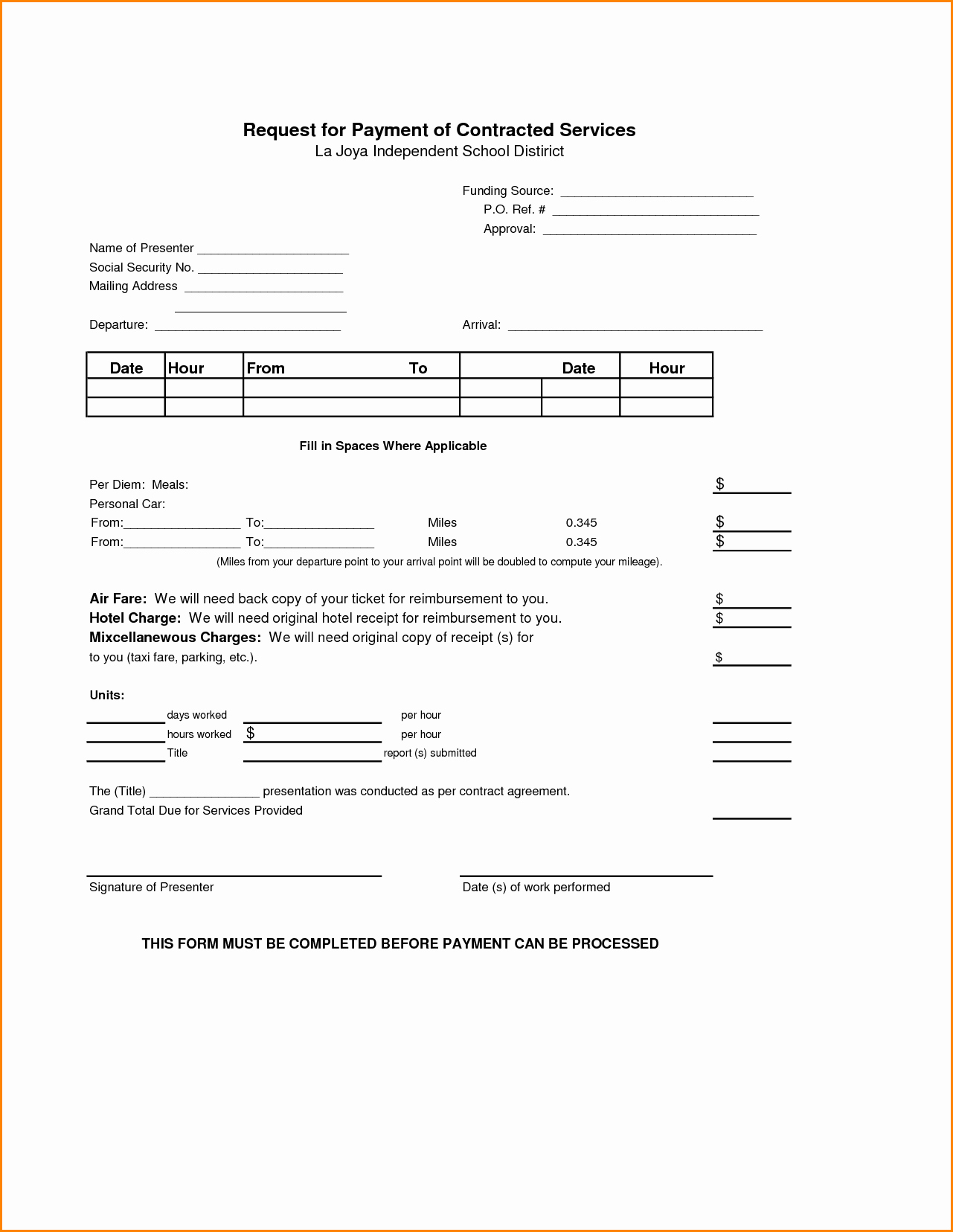 Simple Payment Agreement Template Elegant 7 Car Payment Agreement Template