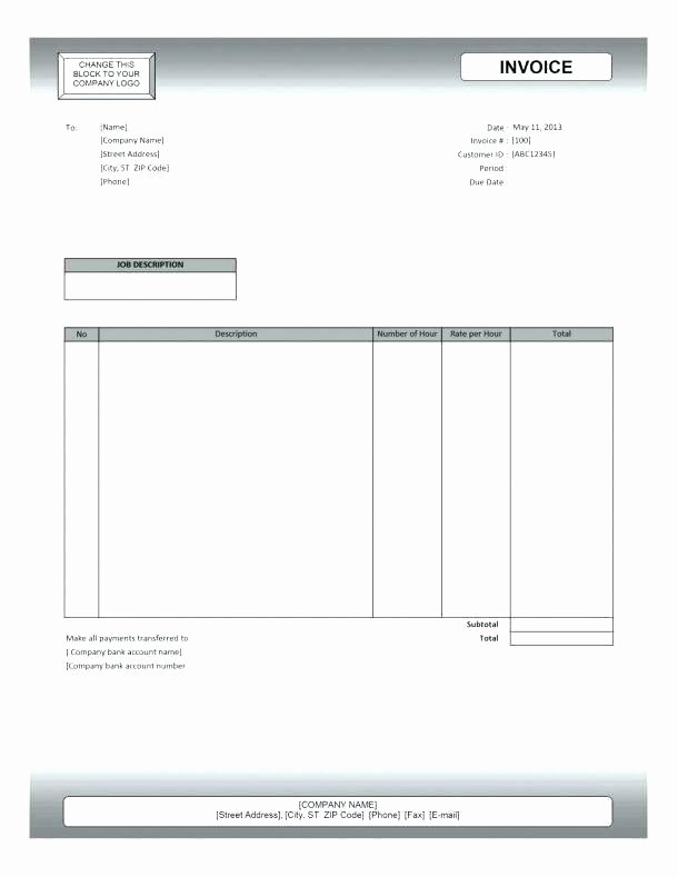 Simple Statement Of Work Template Best Of How to Create A Statement Work