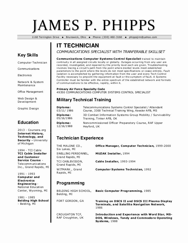 Small Business Owner Resume Sample Unique Resume