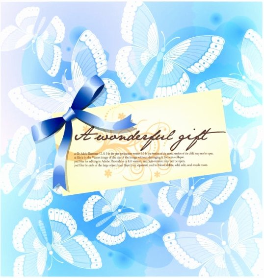 Small butterfly Template Luxury butterfly Paper Background Free Vector 51 260