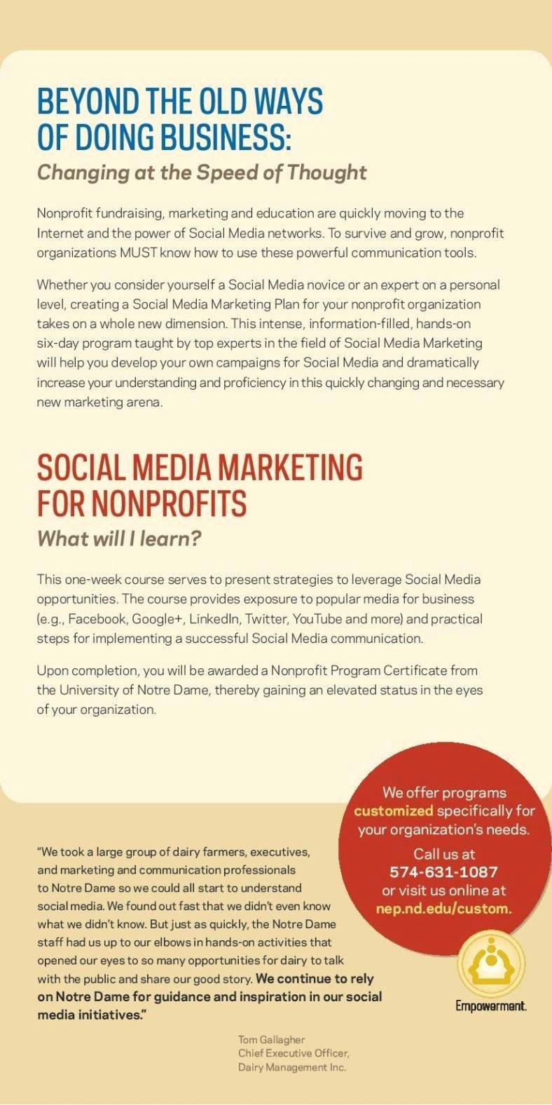Social Media Marketing Proposal Pdf Luxury the Power Of social Media Marketing In Small Business