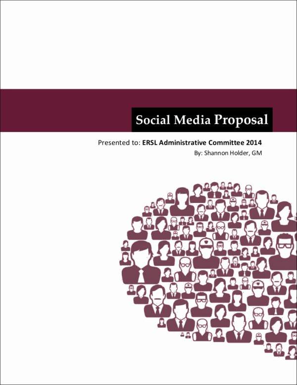 Social Media Marketing Proposal Pdf Unique 5 social Media Marketing Proposal Samples & Templates