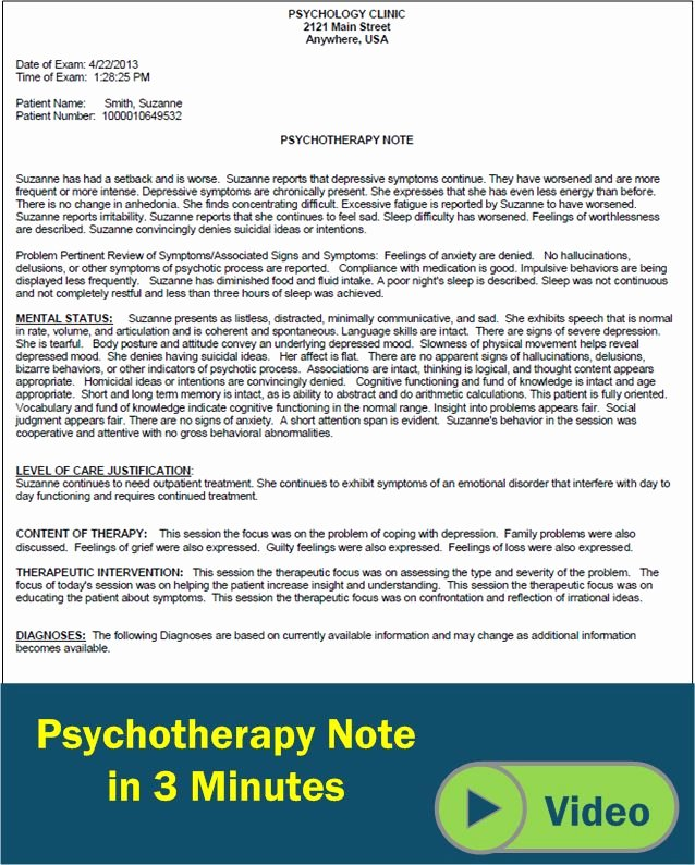 Social Work Case Notes Template Beautiful Psychotherapy Progress Notes Template Google Search