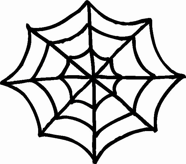 Spiderman Web Template Elegant Free Spider Web Clipart 3 Clipartix