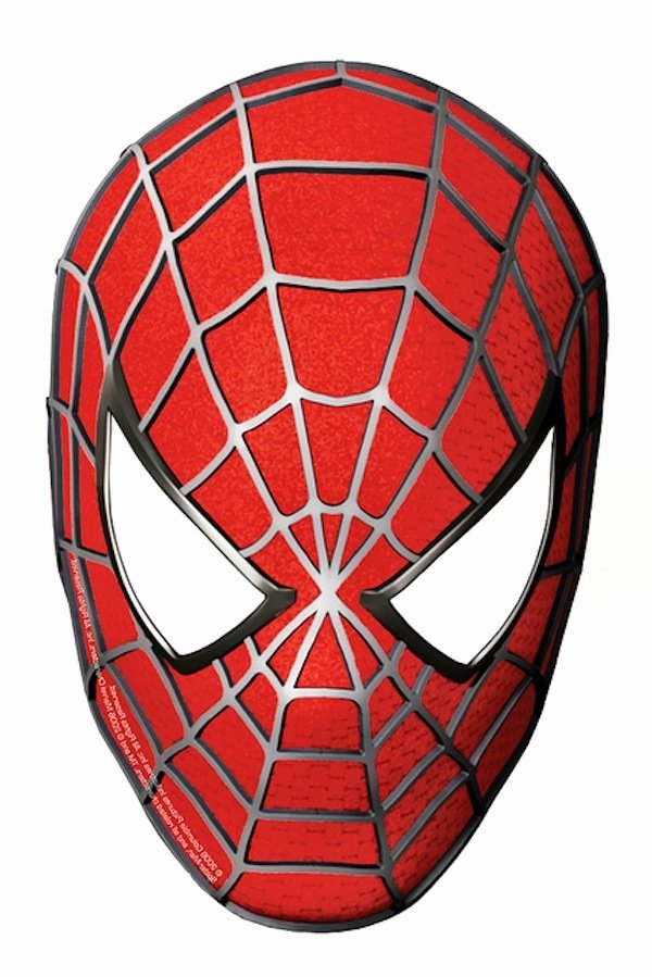 Spiderman Web Template Unique Free Spiderman Face Template Download Free Clip Art Free