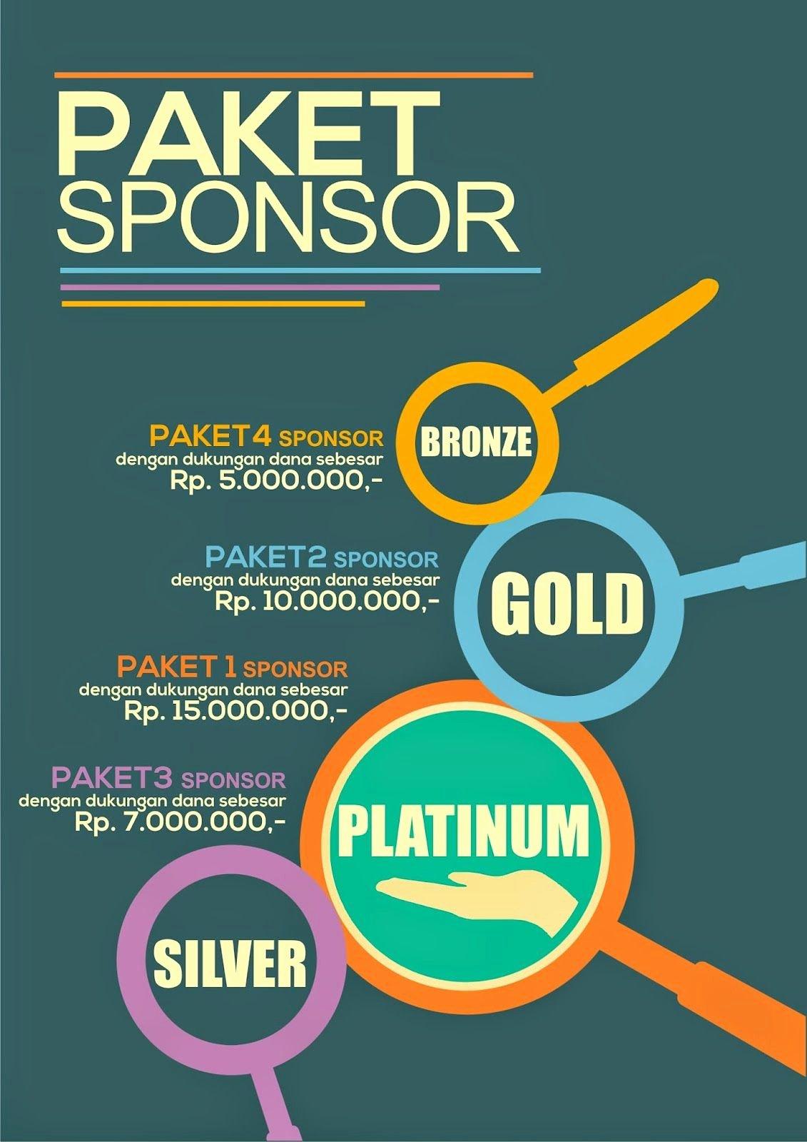 Sponsorship Packet Template Fresh Sponsorship Proposal Design Google Search