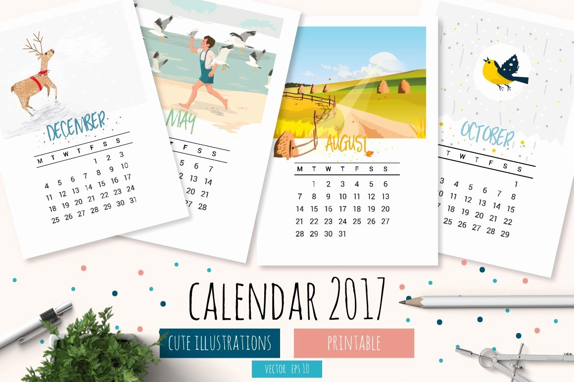 Sports Illustrated Cover Template Photoshop Fresh Illustrated Calendar 2017