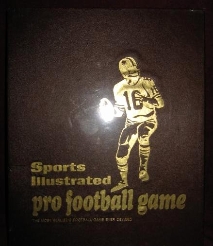 Sports Illustrated Template Awesome Sports Illustrated Paydirt Pro Football Game 1971 New