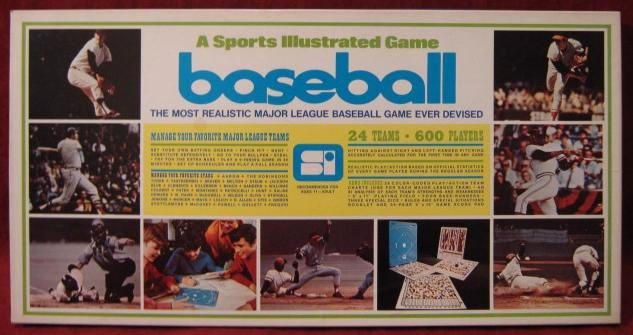 Sports Illustrated Template Fresh Sports Illustrated Baseball Game with 1971 Season Charts