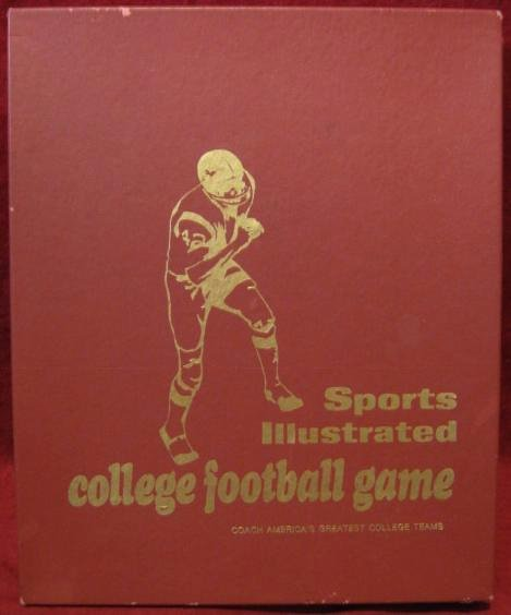Sports Illustrated Templates Inspirational 4291 Sports Illustrated Bowl Bound Ncaa College Football