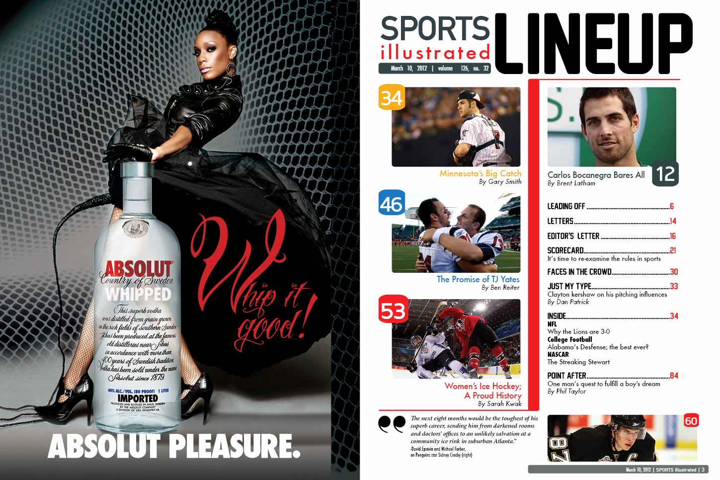 Sports Illustrated Templates Inspirational Art From the Chasm Publication Design Magazine Re Design