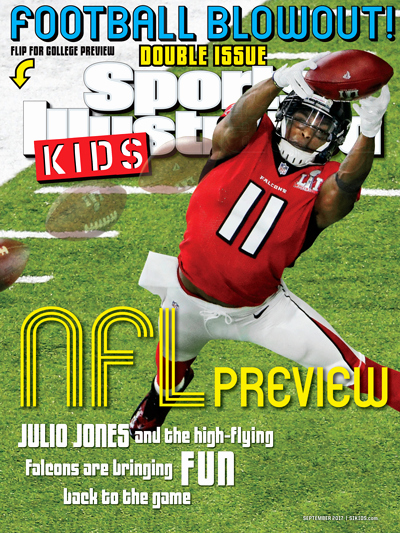 Sports Illustrated Templates Lovely Sports Illustrated Kids