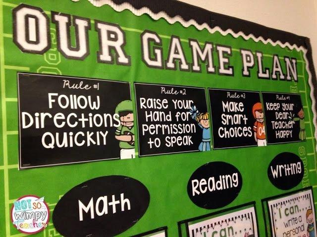 Sports theme Classroom Inspirational Best 25 soccer Bulletin Board Ideas On Pinterest