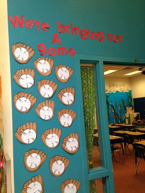Sports theme Classroom Lovely top 25 Best Sports theme Classroom Ideas On Pinterest
