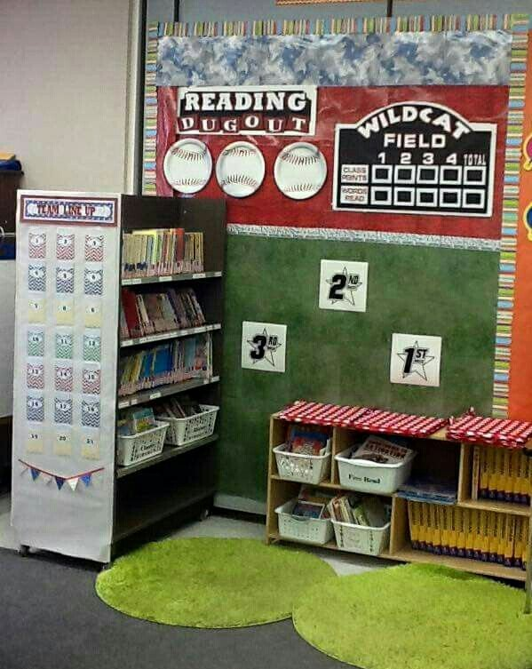 Sports theme Classroom Unique 90 Best Images About Baseball Classroom theme On Pinterest