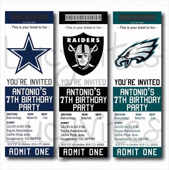 Sports Ticket Invitation Awesome 8 Sports Ticket Templates Free Psd Ai Vector Eps
