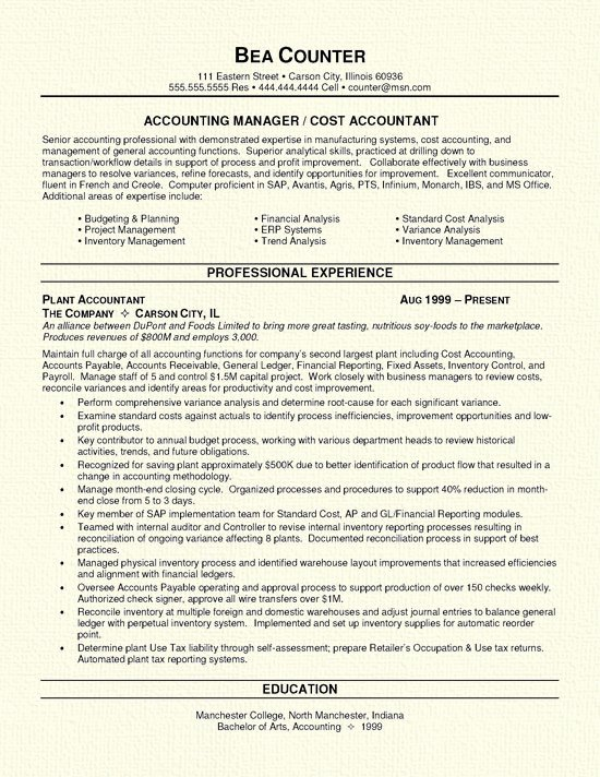 Staff Accounting Resume Samples Lovely Accountant Lamp Picture Accountant Resume