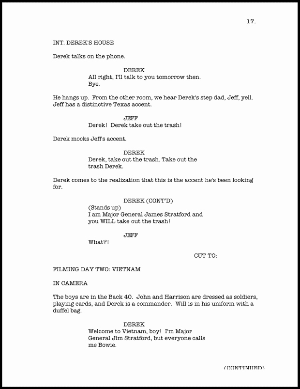 Stage Play format Template Elegant Screenplay formatting Visionary