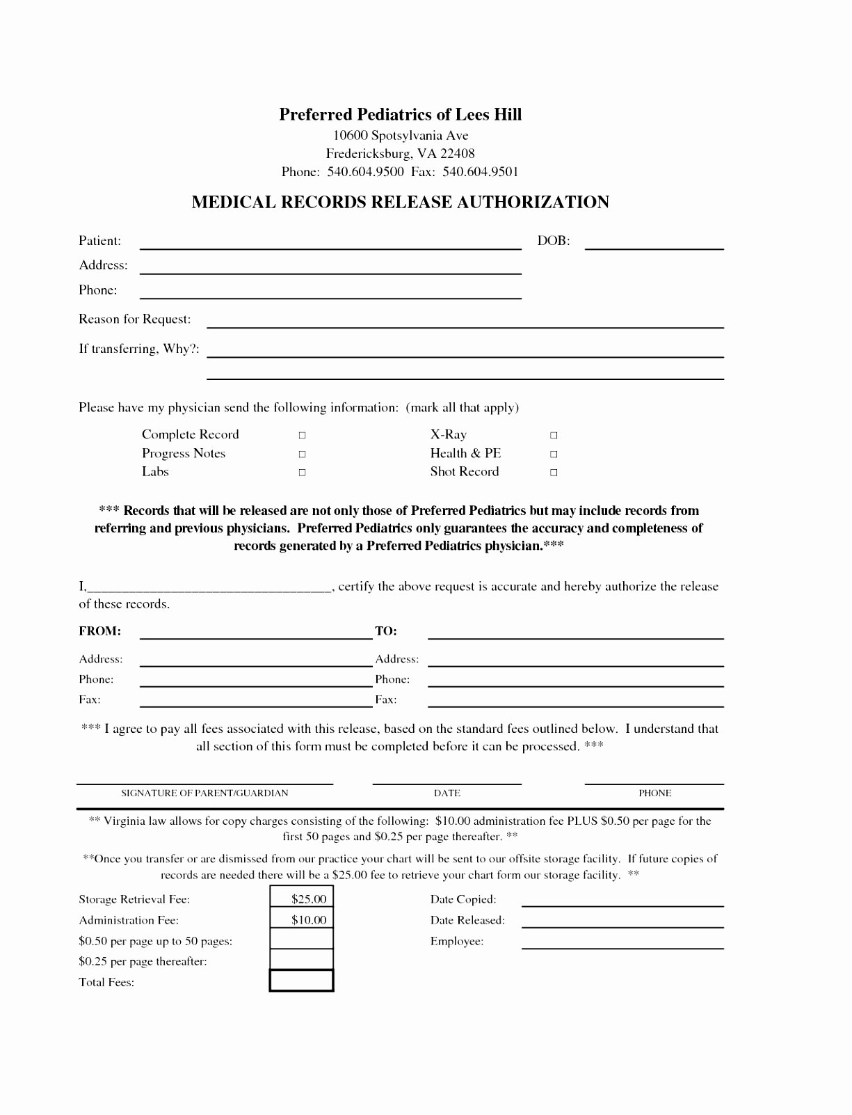 Standard Media Release form Template Fresh 6 Standard Release form Template Uirit