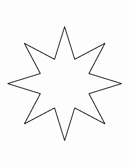 Stars Stencil Printable Best Of 20 Best Ideas About Star Template On Pinterest