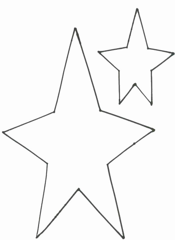 Stars Stencil Printable Elegant Free Primitive Patterns