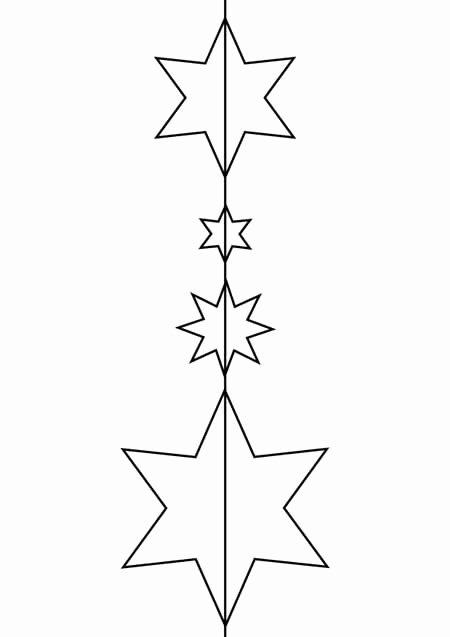Stars Stencil Printable Fresh Free Christmas Stencils