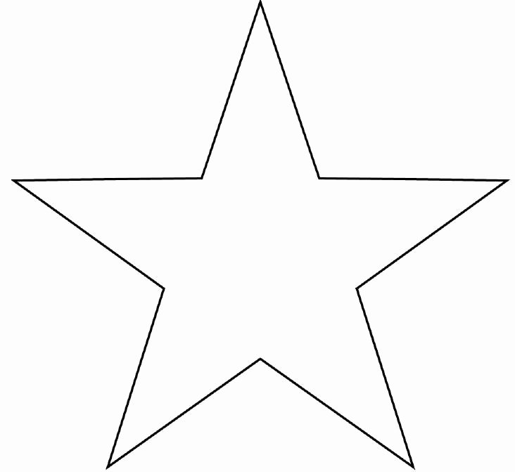 Stars Stencil Printable New Best 25 Star Cut Out Ideas On Pinterest