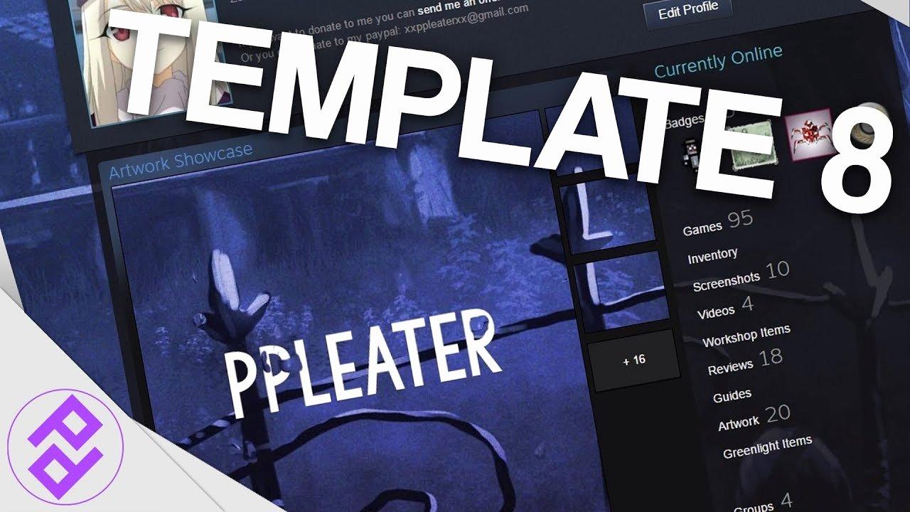 Steam Custom Info Box Template Beautiful Free Steam Artwork Template 14